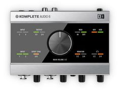 Komplete : Audio Interfaces : Komplete Audio 6 | Products