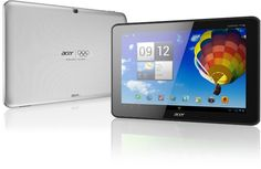 The new Acer Iconia Android Tablet