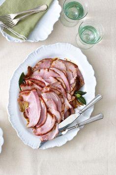Easter recipes: Peach Jam-Glazed Ham