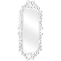 I pinned this Shiva Mirror in Clear from the dCOR Designs event at Joss and Main!