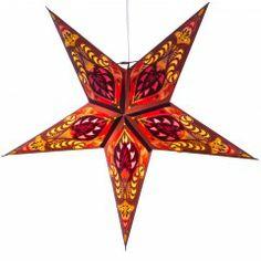 Paper Star Lights   HomeTown Evolution