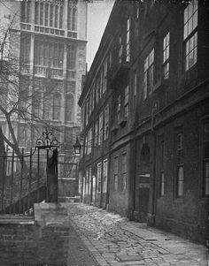 c. 1910-1940:  old London