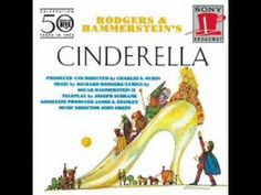 Richard Rodgers, Oscar Hammerstein II , 1965 television cast    Cinderella is a teenage girl forced to do all of the menial tasks in the home she shares with her coldhearted stepmother and homely stepsisters. One day when home alone, Cinderella shares a cup of water with a thirsty and handsome traveler, not realizing until he continues on his jour...