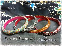 bangles1 by MPH Charms, via Flickr bangle bracelets