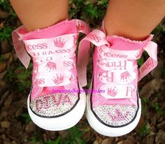 Infant Toddler Bling DIVA PRINCESS by jewelrybabyblingdara on Etsy, $89.99