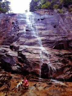 Arethusa Falls in New Hampshire, courtesy Chellsey Camasso.