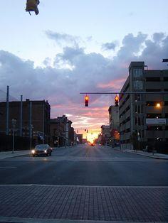 Toledo Ohio.