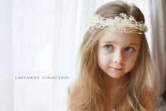Little girls hair wreath http://instagram.com/sparklysodastyle