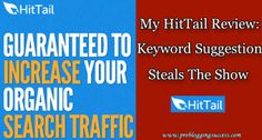 HitTail SEO tool is a powerful weapon which can be used to provide the maximum boost to you blog. Read my HitTail review to find out how you can improve your blog's SEO.