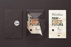 Manifiesto Futura Invitation