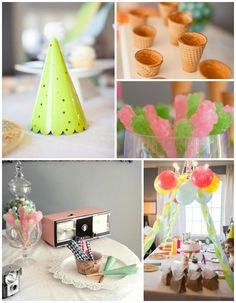 Vintage 1940's Birthday Party Full of Cute Ideas via Kara's Party Ideas! full of decorating ideas, dessert, cake, cupcakes, favors and more! KarasPartyIdeas.com #vintageparty #hipsterparty #jazzparty #retroparty #partyideas #partyplanning #partydecor #partystyling (2)