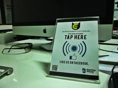 Facebook NFC stand www.catentertainments.com
