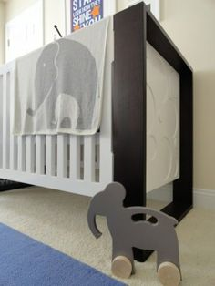 Elephant-themed nursery round-up on @BabyCenter!  #nursery #elephant
