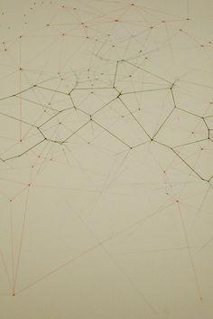 Voronoi diagram / sevensixfive sketchbook