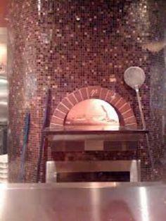 Pizza oven copper