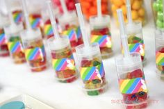 Rainbow Care Bears Party Ideas