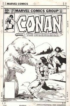 Conan ,John Buscema