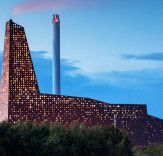 Spectacular new energy tower in Holland generates electricity from trash!  http://bit.ly/1qr3f1w