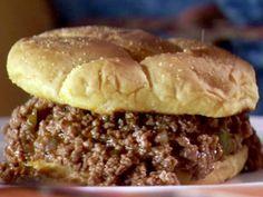 Sloppy Joes Recipe : Ree Drummond : Food Network - FoodNetwork.com
