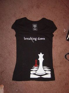 DIY Breaking Dawn t-shirt