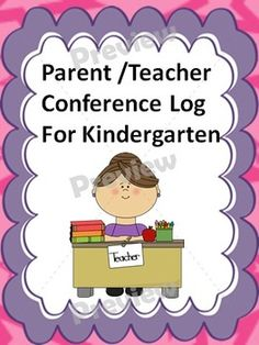 I'm getting ready for #Parent/ Teacher #Conferences. Here is a checklist of skills that I will be sharing with the parents. Parents need to sign. This is great to put in your teacher portfolios.