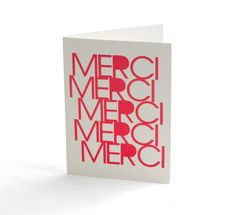 Crane & Co.™ For J.Crew merci card set.
