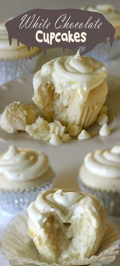 White Chocolate Cupc
