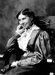 """Clara Barton (1821-1912), the founder and first president of the American Red Cross, acquired her broad skill set of urgent medical care, long-term care for invalids, locating and reuniting lost family members and soldiers, etc. through """"on-the-job training"""" during some of the bloodiest battles of the Civil War. Prior to the war, she was a schoolteacher with no medical background."""