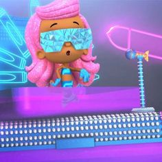 Liam's FAVE: Lady Gaga ain't got nothing on the Bubble Guppies! Check out the new video: P-P-P-Pencil Case!