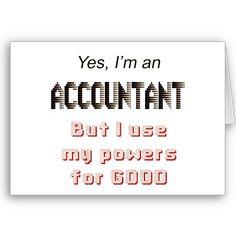 Accounting Humor. No really though!