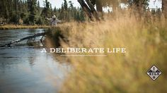 A DELIBERATE LIFE..... FILM TRAILER by RockHouse Motion. A Deliberate Life fli fish, trailers, dreams, deliber life, live life, films, beauti inspir, film trailer, video