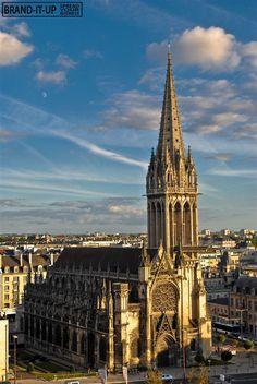 Caen – Normandie – France #Travel on http://brandituptravel.wordpress.com/