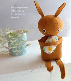 Free Project Friday: Bunches of Bunnies! « Lark Crafts Lark Crafts
