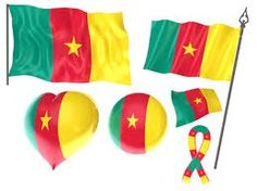 #AfricanShop #AfricanFlags #Cameroon flag icons