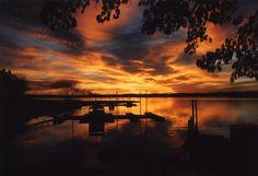 Sunset | Logan Martin Lake