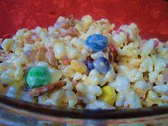 Sweet Candy Popcorn