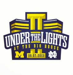 Under The Lights 2013! Are you ready?