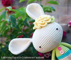 Ravelry: Spring Bunny pattern by Josephine Wu.