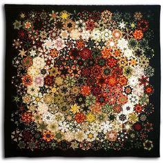 One Block Wonder - beautiful quilt
