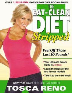 Eat Clean Diet Stripped #cookbook
