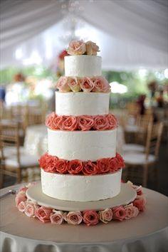 cake flowers, simple cakes, flower cakes, wedding cakes, red roses, fresh flowers, rose cake, white cakes, art cakes