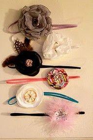 diy baby headbands
