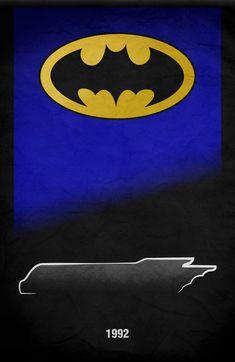 Movie Car Racing Posters - Batman 1992: TAS by ~Boomerjinks on deviantART