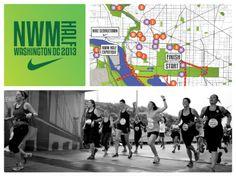 Nike Women's Marathon Half DC 2013