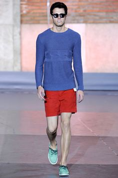 Band of Outsiders Spring 2012 - Look 15