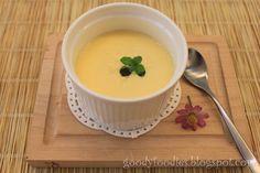 Eat your heart out: Steamed sweet egg custard (Dessert)