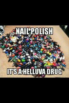 Nail humor