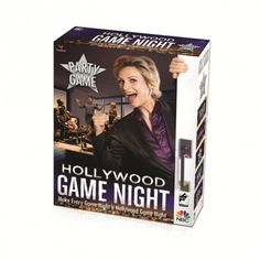Hollywood Game Night- Make every night a Hollywood Game Night!