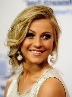 long prom hairstyles, grad hairstyles for long hair, updo with braids and curls, curly hair