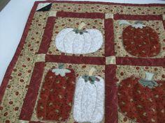 Pumpkin patch little quilt